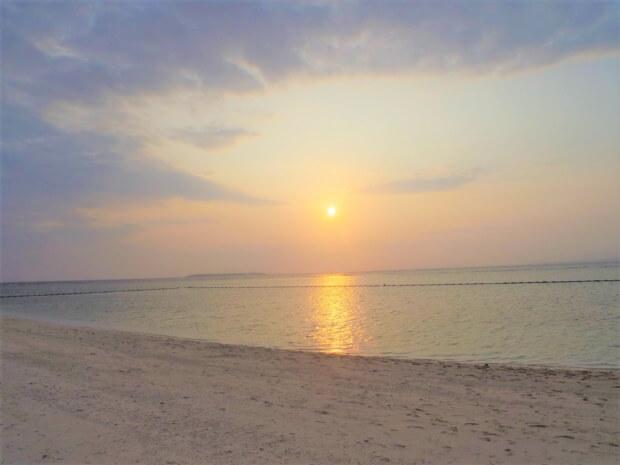 沖縄本島から車で気軽に行ける瀬底島