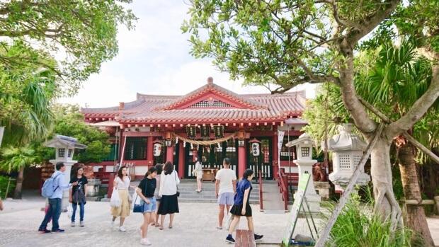 【沖縄のモノレール】ゆいレール駅近くの観光スポット