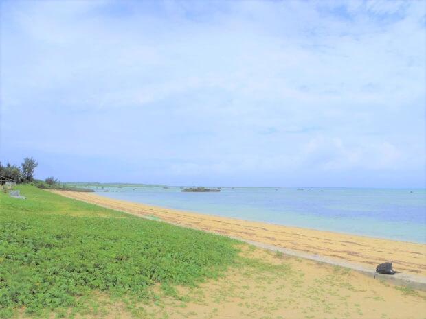 伊良部島はビーチも絶景!