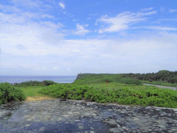 伊良部島のビーチ「白鳥崎」
