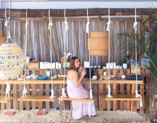 沖縄一人旅「ザ ジャングリラ カフェ アンド レストラン」