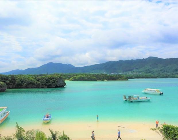 石垣島の絶景スポット『川平湾』