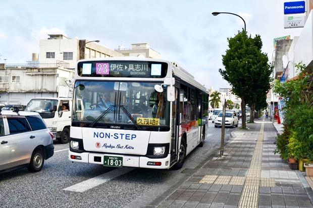 沖縄那覇市内 バス