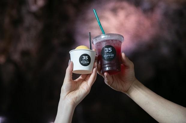 ケイブカフェ/沖縄のコーヒーショップ「35coffee」
