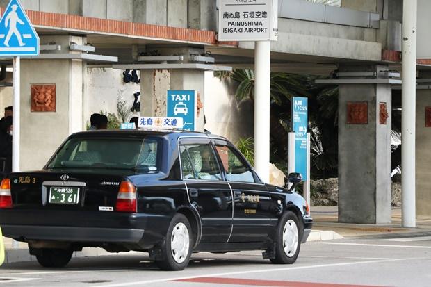 沖縄観光のタクシー事情