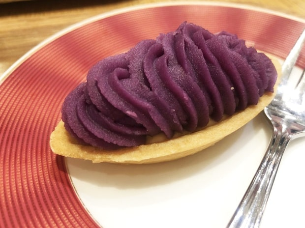 沖縄名物/紅芋タルト