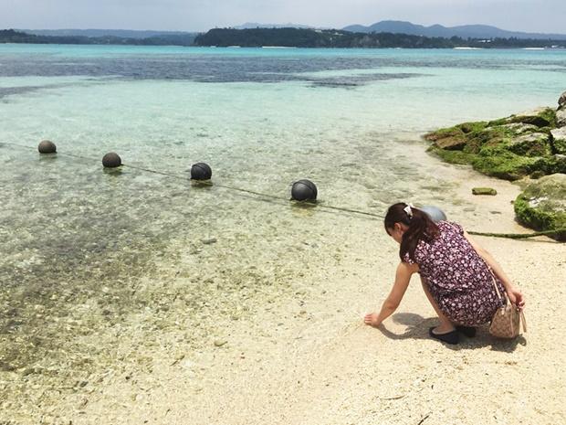 沖縄で暮らす人々に流れる時間