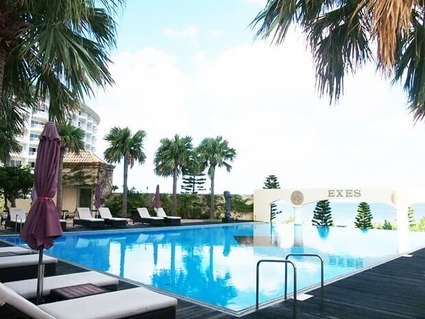 沖縄のホテルでリゾートバイト