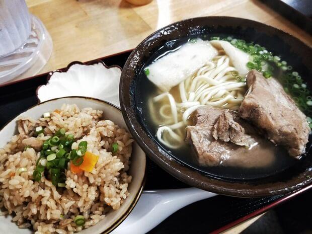 沖縄の魅力②おいしい食べ物