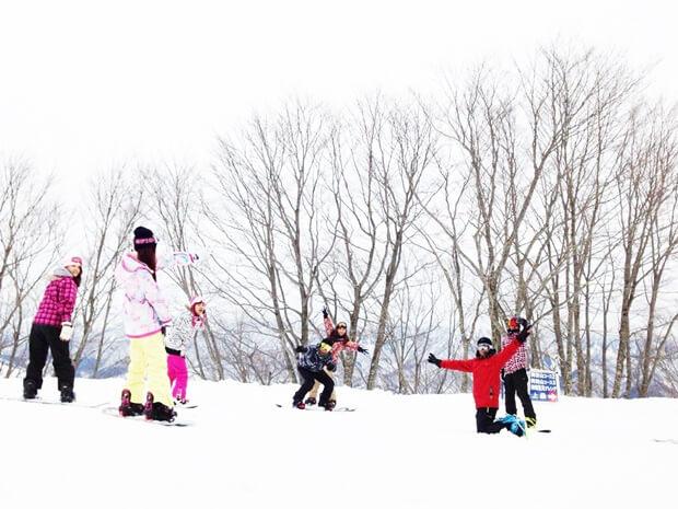 メリットたくさんのスキー場バイト