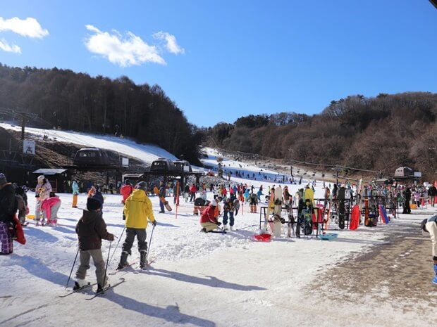 スキー場バイトとは?