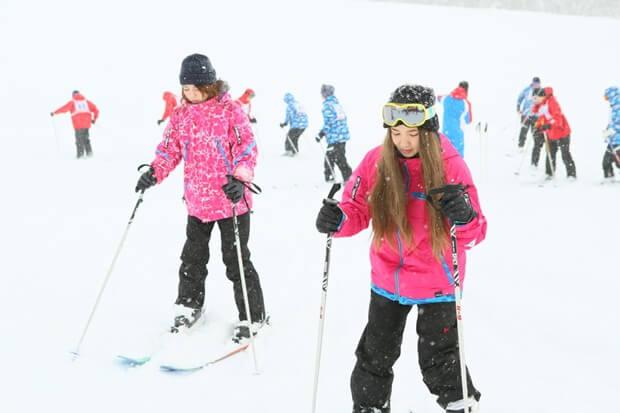 スキー場リゾートバイトがおすすめ!